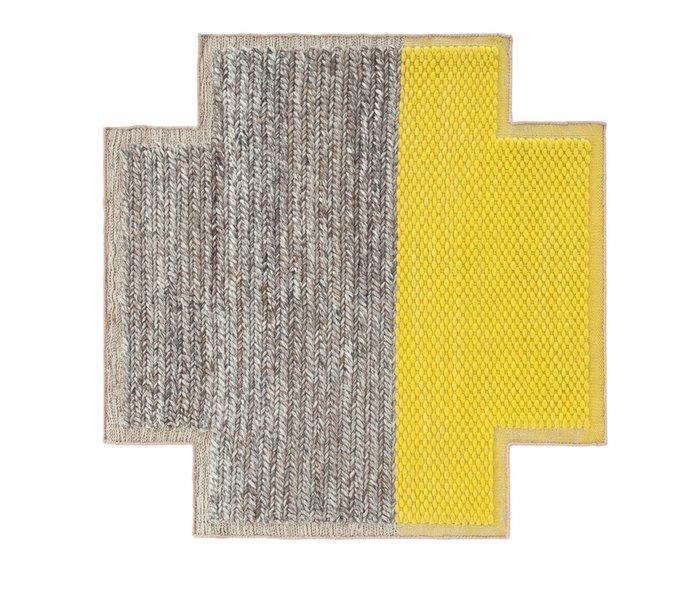 Ковер Plait Yellow 260х260