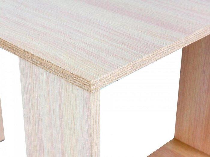 Стол рабочий Monti бежевого цвета