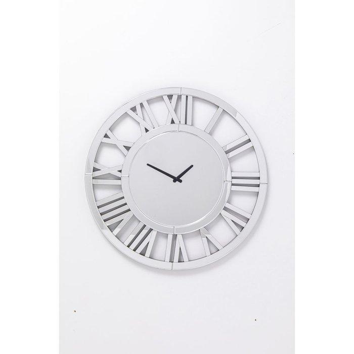 Часы настенные Mirror с зеркальной поверхностью