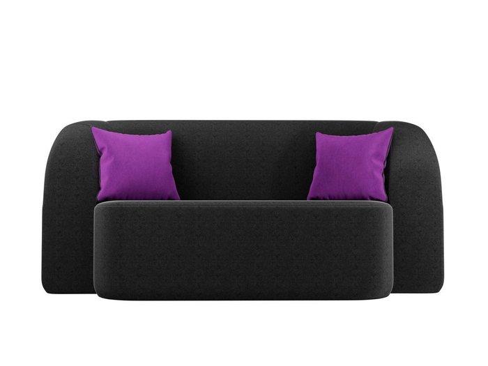 Диван-кровать Томас черного цвета