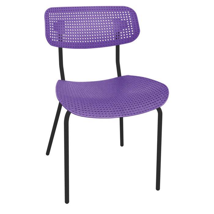 Стул Точка роста фиолетового цвета