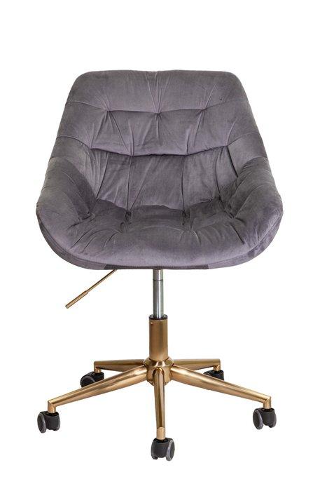 Офисный стул Bali серого цвета