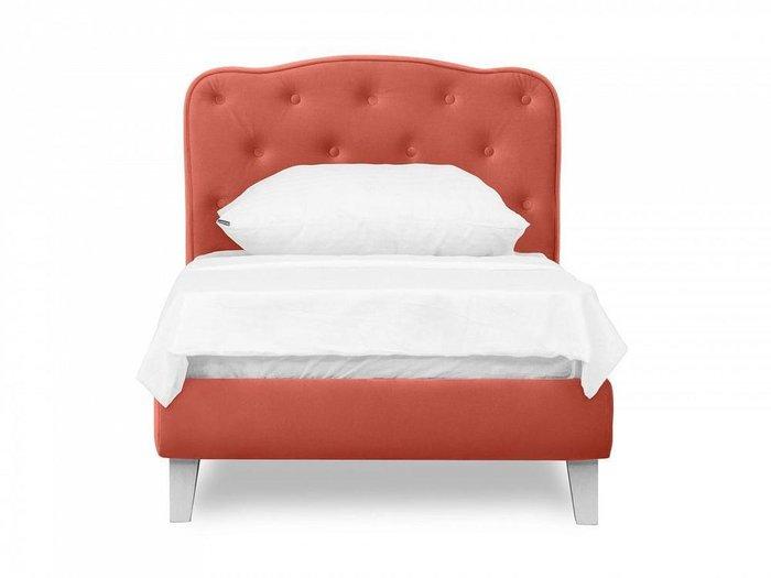 Кровать Candy коричневого цвета 80х160