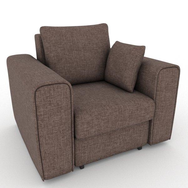 Кресло-кровать Giverny коричневого цвета