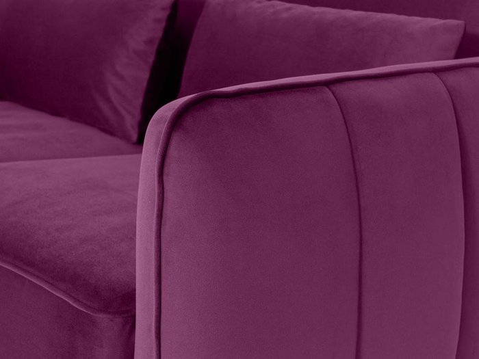 Диван Amsterdam фиолетового цвета