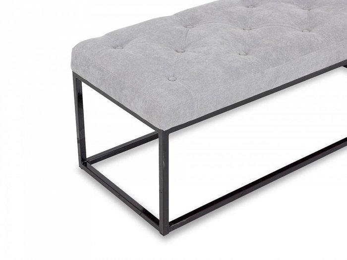 Банкетка Loft серого цвета