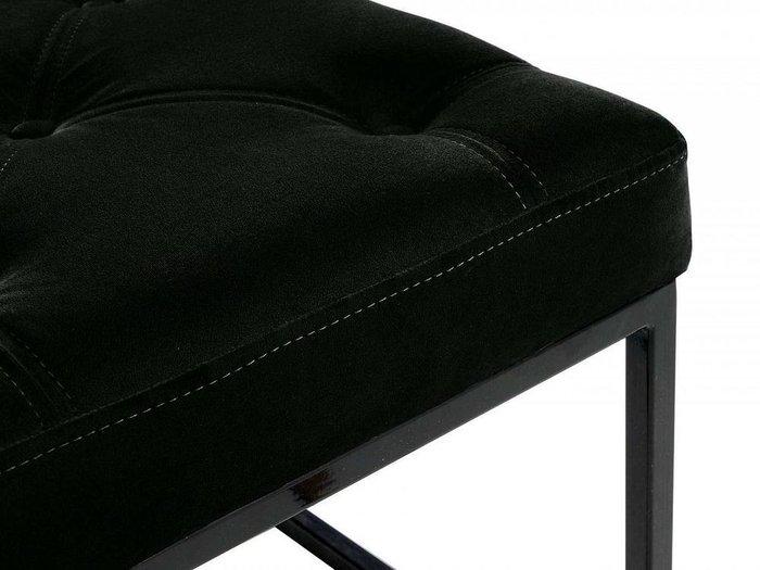 Банкетка Loft черного цвета