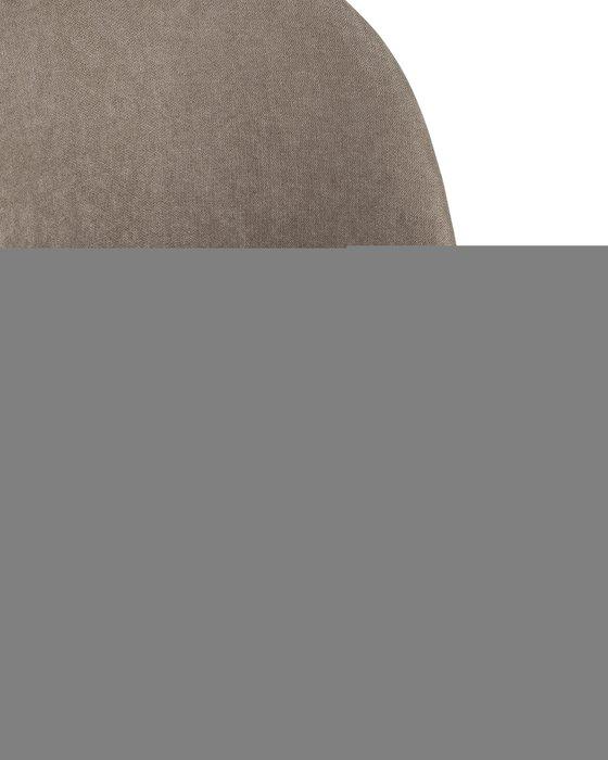 Стул Лион серо-бежевого цвета