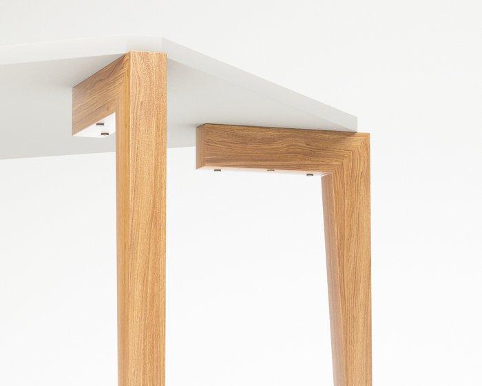 Дизайнерский обеденный стол Tory Sun Rectangle Compact