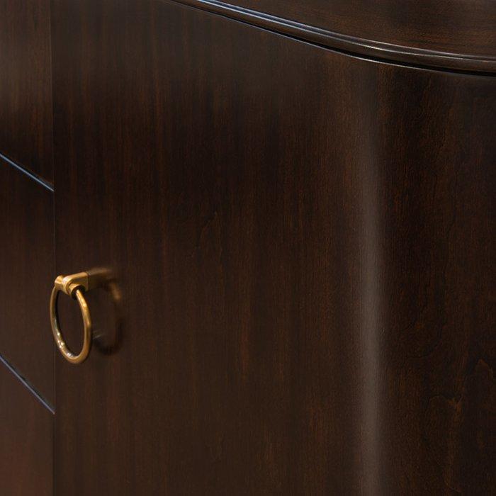 Комод Modena цвета вишни