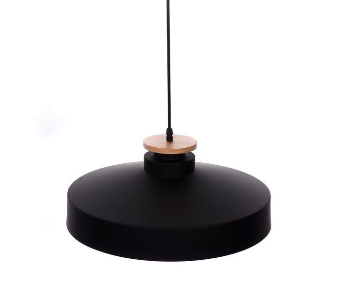 Подвесной светильник Levanti черного цвета