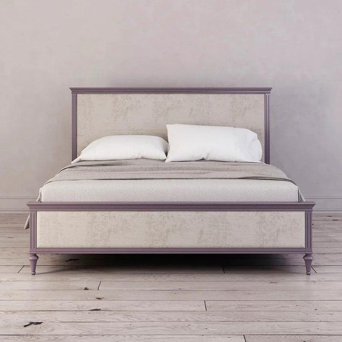 Кровать с мягким изголовьем Riverdi  160х200