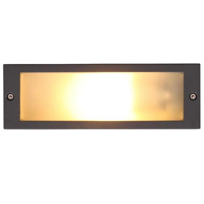 Уличный светильник Ina прямоугольной формы