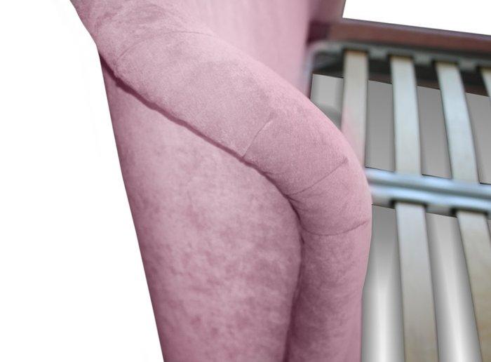 Кровать Ханна розового цвета 180х200