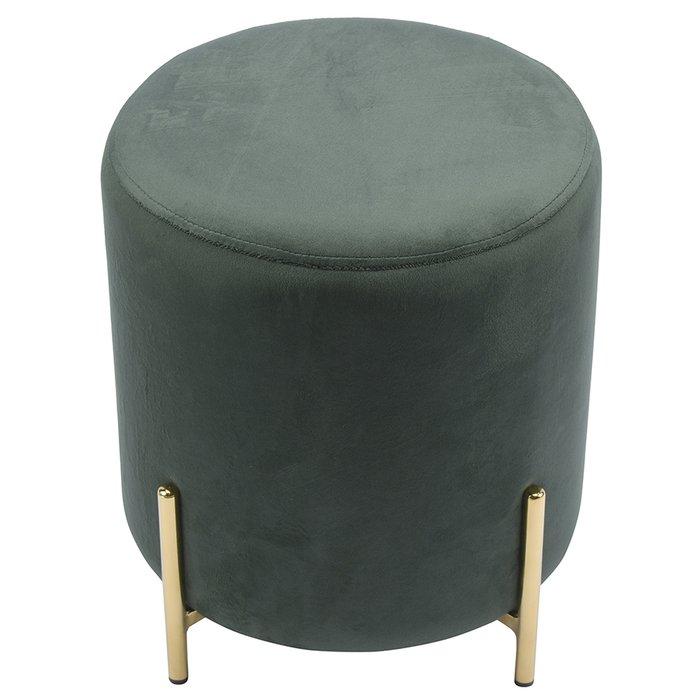 Пуф Jerome зеленого цвета