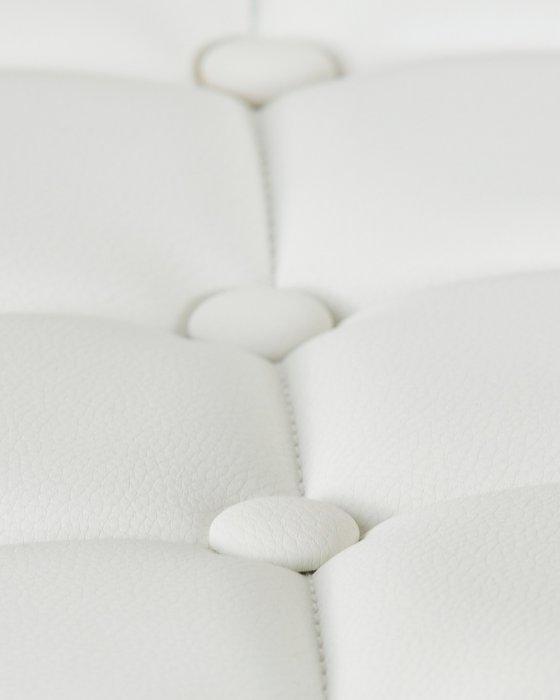 Стул барный Tiesto белого цвета