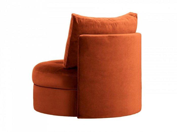 Кресло WingRound оранжевого цвета