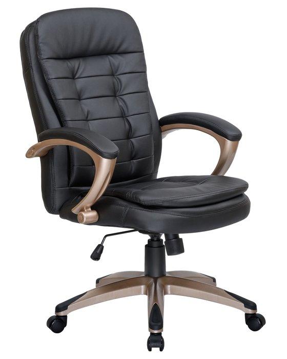 Офисное кресло для руководителей Donald черного цвета
