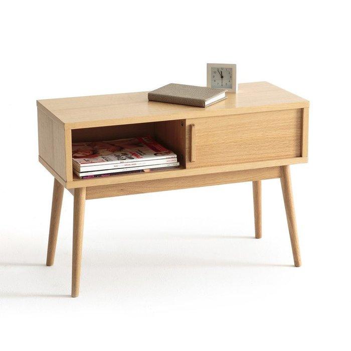 Прикроватный столик Clairoy в скандинавском стиле