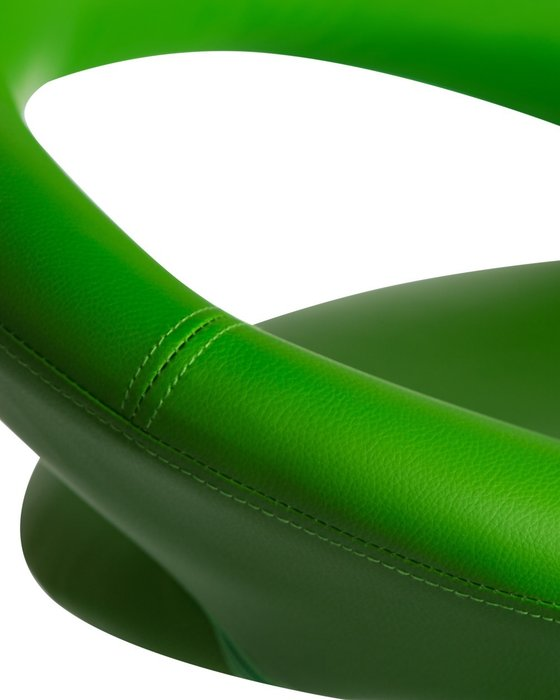 Стул барный Mira зеленого цвета