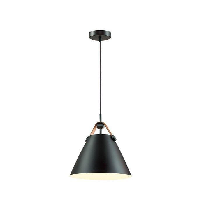 Подвесной светильник  Darren черного цвета