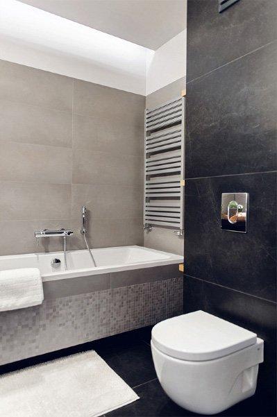 Фотография: Ванная в стиле Хай-тек, Декор интерьера, Квартира, Дома и квартиры, Польша – фото на INMYROOM