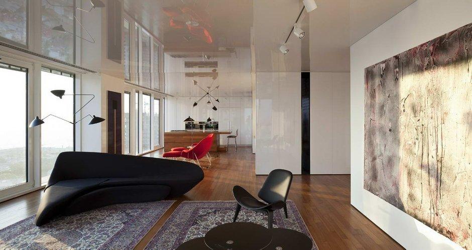 Фотография: Гостиная в стиле Современный, Декор интерьера, Квартира, Дома и квартиры, Тель-Авив – фото на INMYROOM