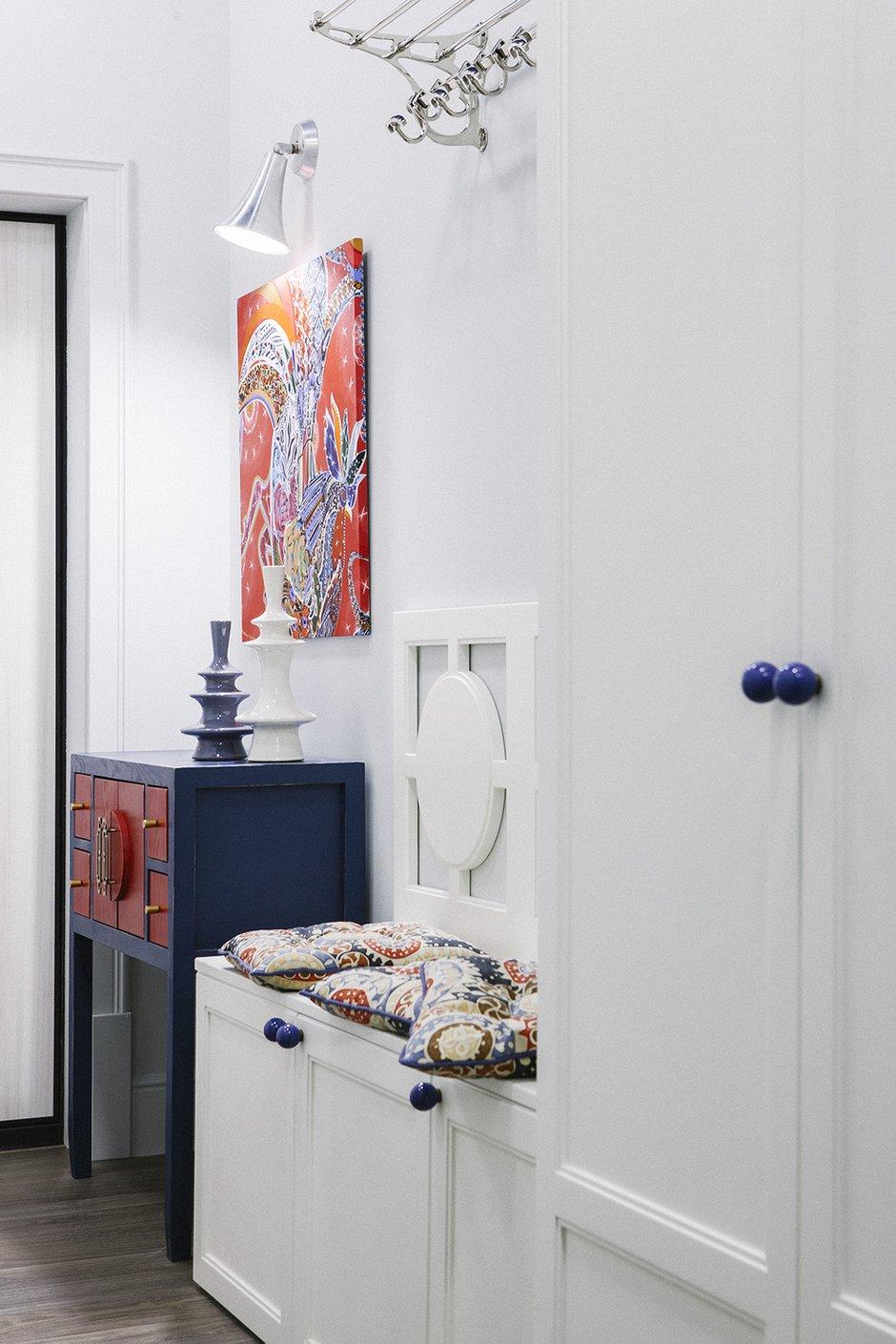 Фотография: Прихожая в стиле Восточный, Квартира, Проект недели, Химки, Инна Величко, 3 комнаты, 60-90 метров – фото на INMYROOM