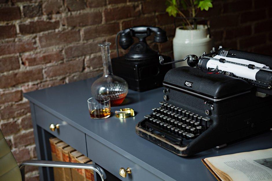 Фотография: Офис в стиле Лофт, Современный, Офисное пространство, Дома и квартиры, Проект недели, Готический – фото на InMyRoom.ru