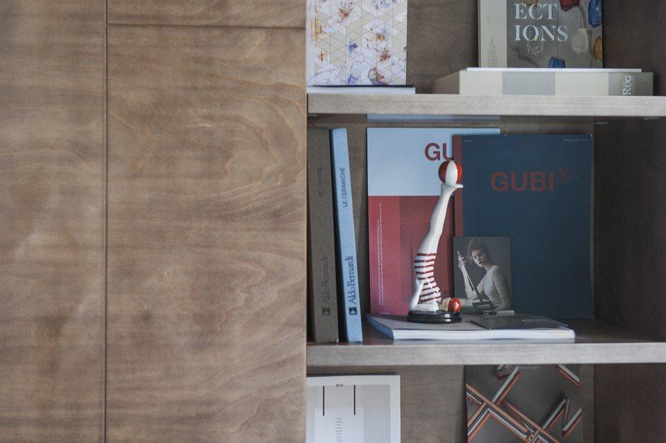 Фотография: Гостиная в стиле Прованс и Кантри, Лофт, Офисное пространство, Офис, Проект недели, Москва, Валерия Дзюба, Nido Interiors – фото на INMYROOM
