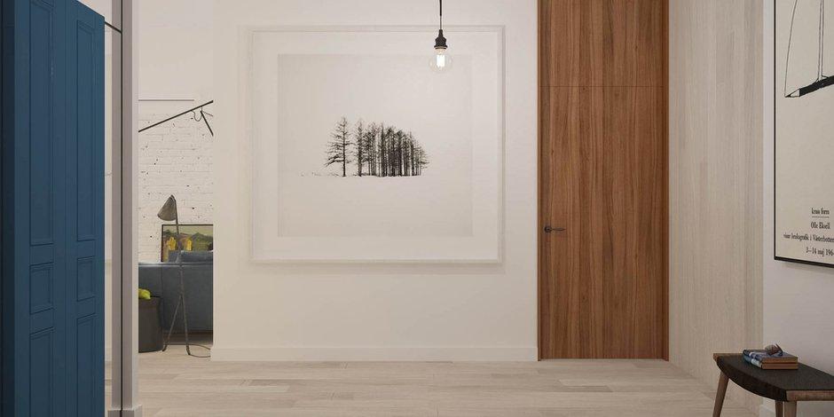 Фотография: Прихожая в стиле Скандинавский, Современный, Эклектика, Декор интерьера, Квартира, Дома и квартиры, Проект недели – фото на INMYROOM