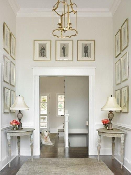 Фотография: Прихожая в стиле Прованс и Кантри, Классический, Декор интерьера, Декор дома, Картины – фото на INMYROOM