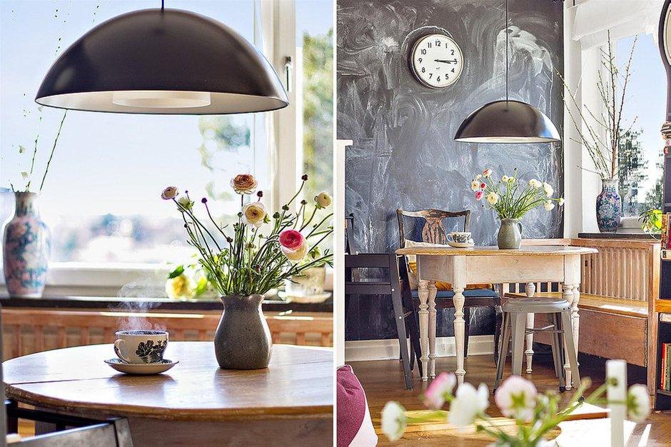 Фотография: Прочее в стиле , Скандинавский, Малогабаритная квартира, Квартира, Франция, Дома и квартиры – фото на InMyRoom.ru
