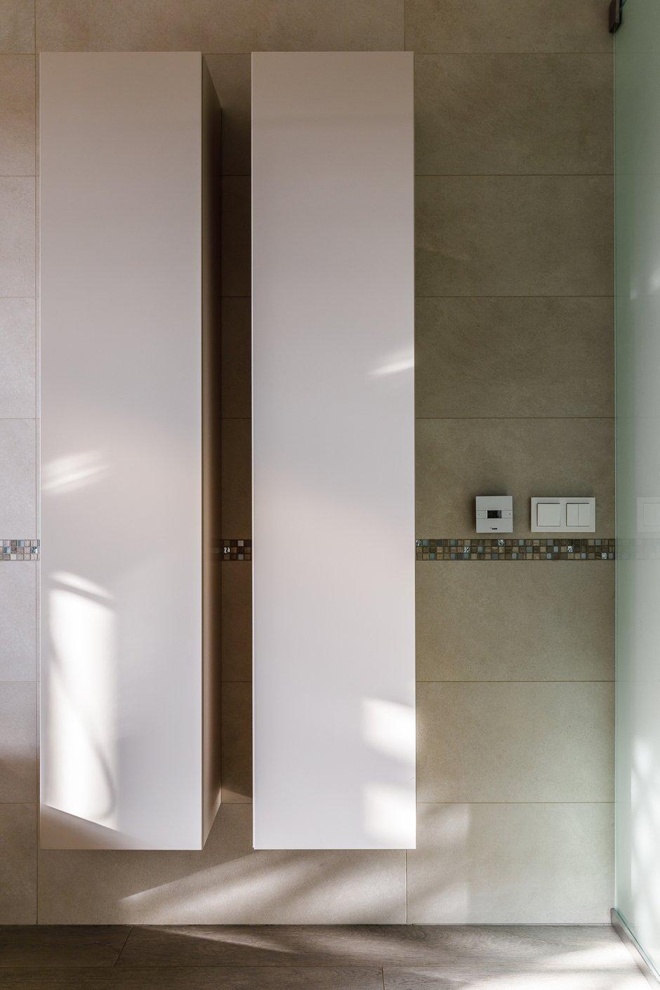 Фотография: Ванная в стиле Современный, Дом, Проект недели, Дом и дача, 4 и больше, Более 90 метров, Алиса Свистунова, Bon-Ton – фото на INMYROOM