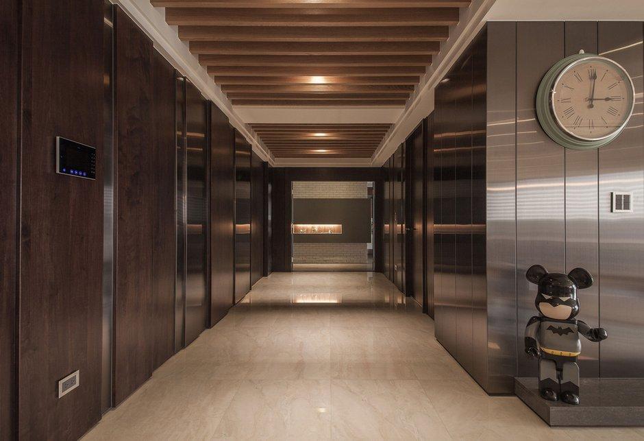Фотография: Прихожая в стиле Современный, Дом, Дома и квартиры, Проект недели – фото на INMYROOM