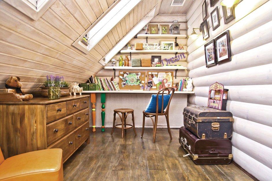 Фотография: Мебель и свет в стиле , Детская, Дом, Интерьер комнат, Проект недели, Женя Жданова – фото на INMYROOM
