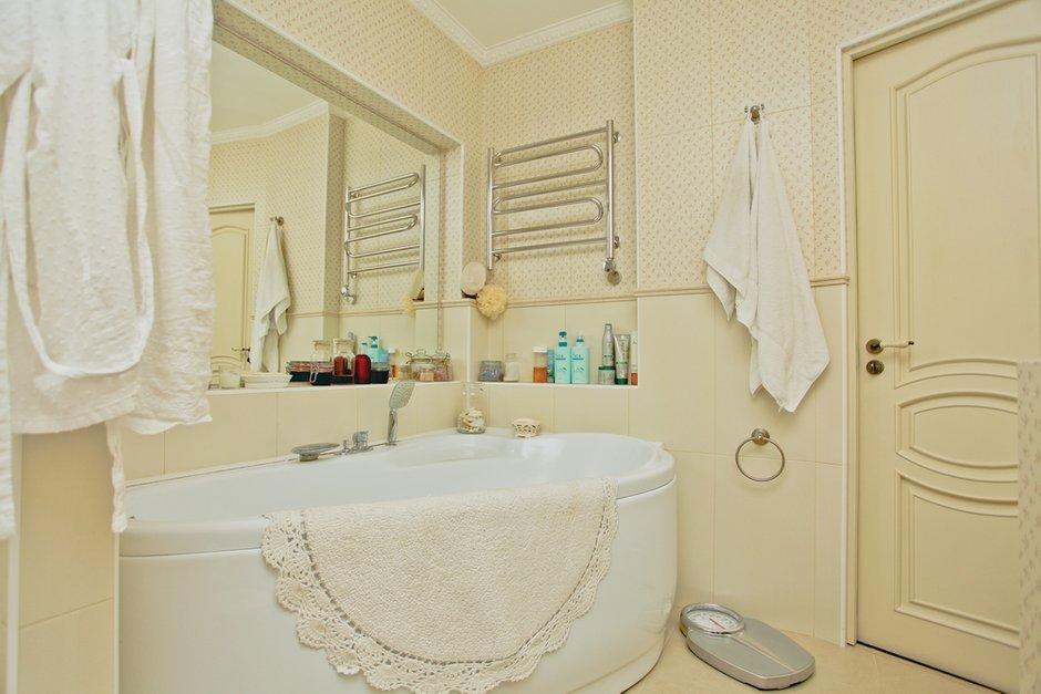 Фотография: Ванная в стиле Прованс и Кантри, Квартира, Дома и квартиры, IKEA – фото на INMYROOM
