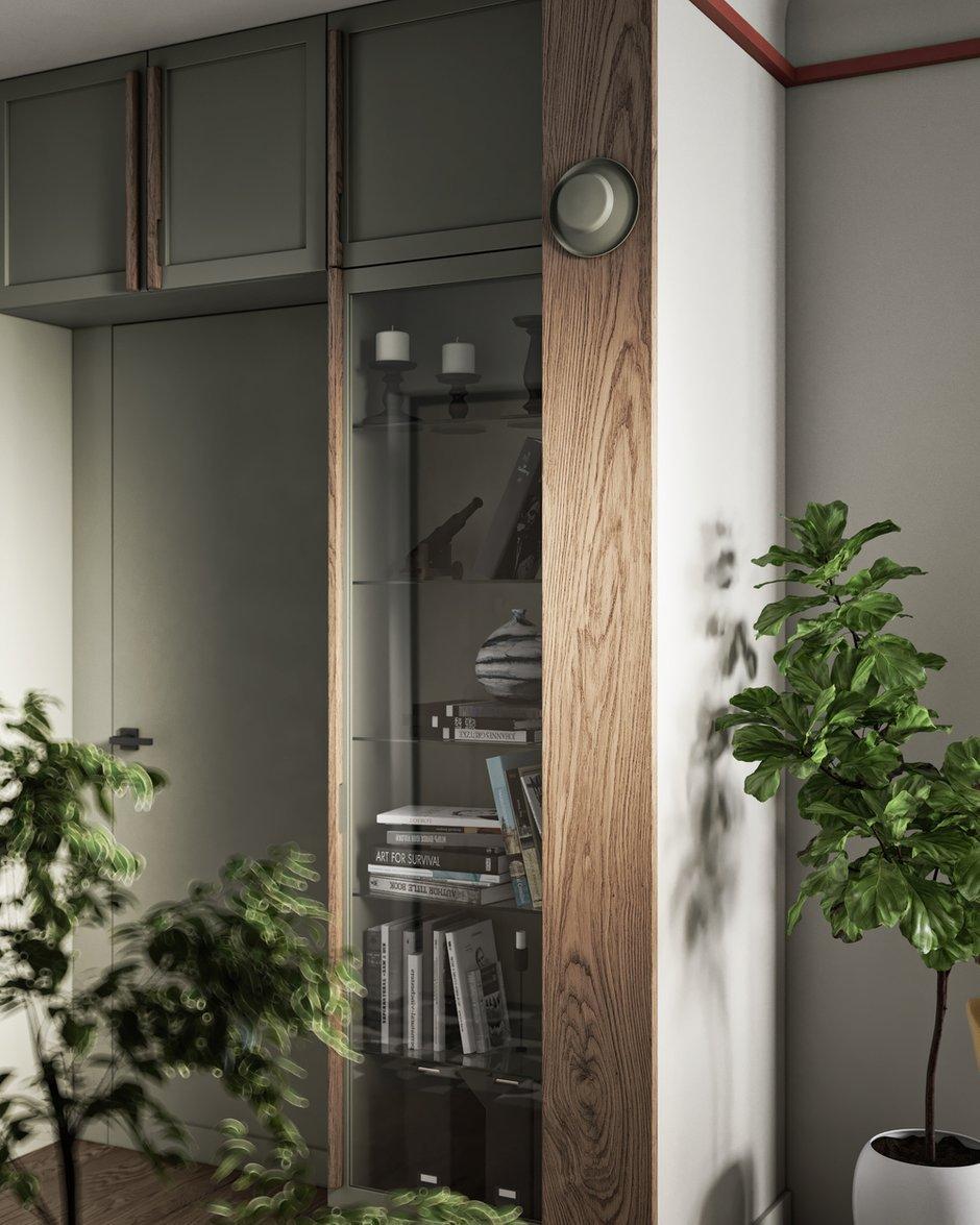 Фотография: Прихожая в стиле Современный, Эклектика, Квартира, Проект недели, Санкт-Петербург, ToTaste Studio, 3 комнаты, 60-90 метров, Более 90 метров – фото на INMYROOM