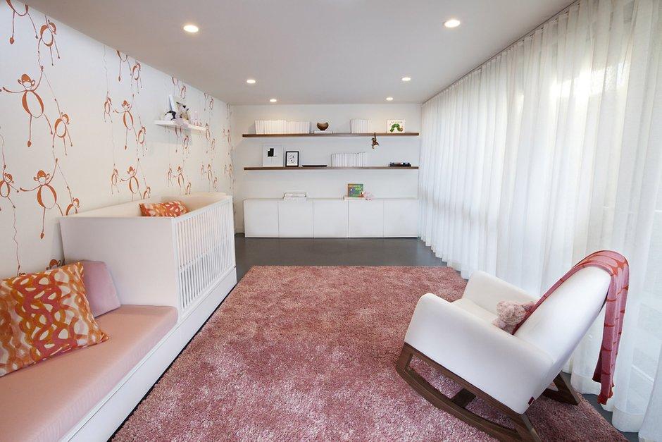 Фотография: Гостиная в стиле Современный, Декор интерьера, Квартира, Дом, Мебель и свет, Кресло-качалка – фото на INMYROOM