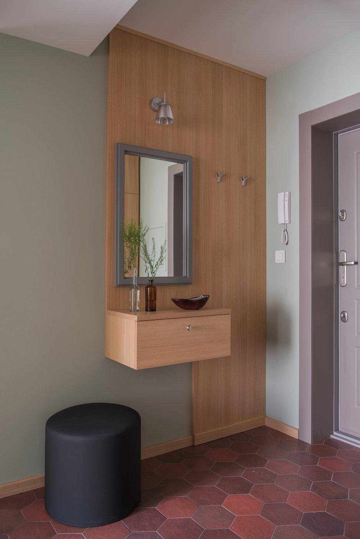 Фотография: Прихожая в стиле Современный, Прованс и Кантри, Квартира, Проект недели, Москва, 2 комнаты, 60-90 метров, Наталия Суслина – фото на INMYROOM