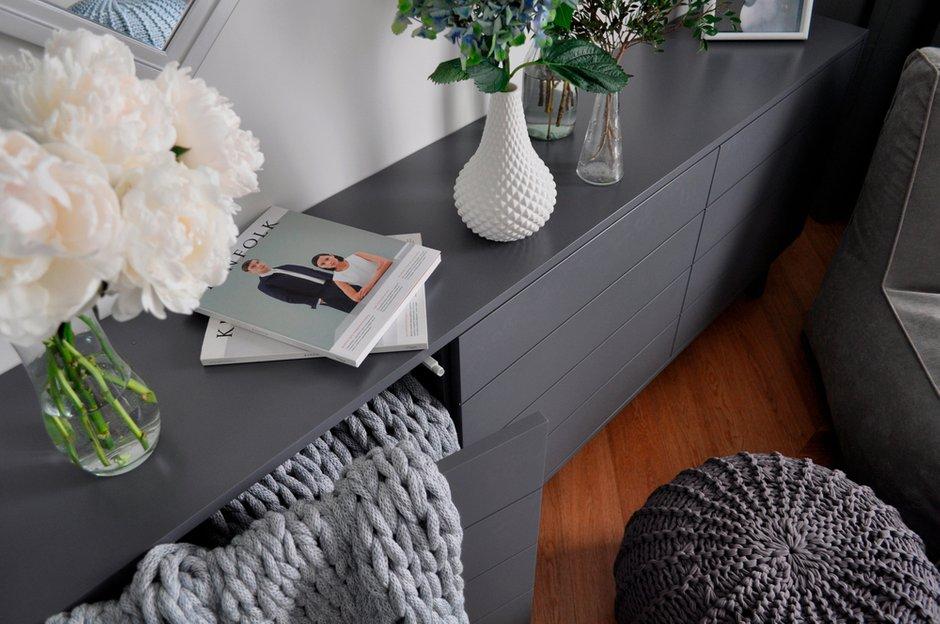 Фотография: Мебель и свет в стиле Современный, Восточный, Квартира, Проект недели, Санкт-Петербург, Монолитно-кирпичный, ЖК «Чапаева – фото на INMYROOM