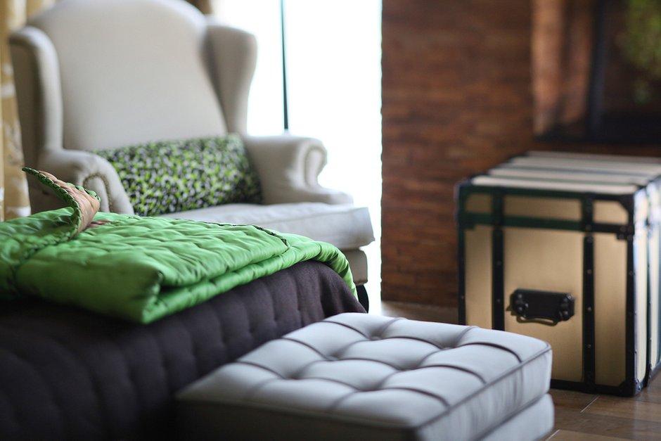 Фотография: Мебель и свет в стиле Эклектика, Дом, Проект недели, Подмосковье – фото на INMYROOM