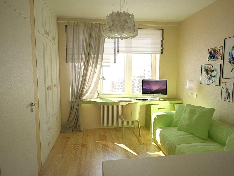 Фотография: Офис в стиле , Квартира, Дома и квартиры, Проект недели, Пентхаус – фото на INMYROOM