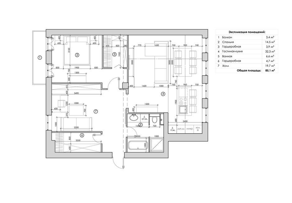 Фотография: Прочее в стиле , Классический, Квартира, Дома и квартиры, IKEA, Проект недели, Дина Салахова – фото на INMYROOM