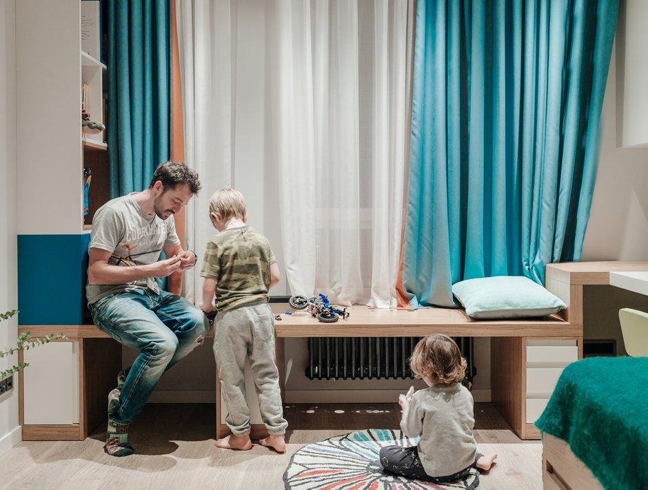 Фотография:  в стиле , Современный, Минимализм, Проект недели, Москва, Монолитный дом, 4 и больше, Более 90 метров, Gafa Architects – фото на INMYROOM