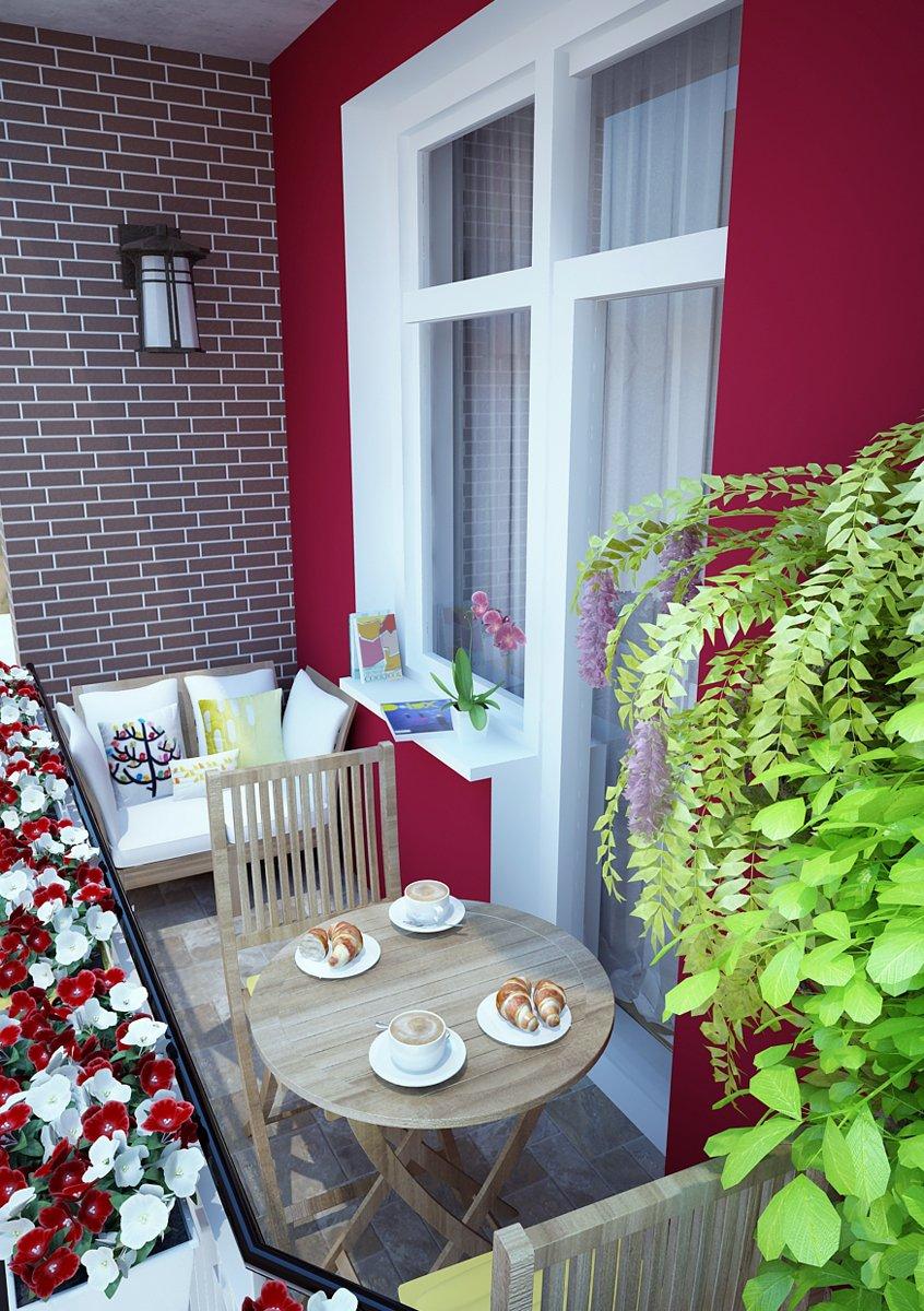 Фотография: Балкон, Терраса в стиле Современный, Скандинавский, Квартира, Дома и квартиры, IKEA, Проект недели – фото на INMYROOM