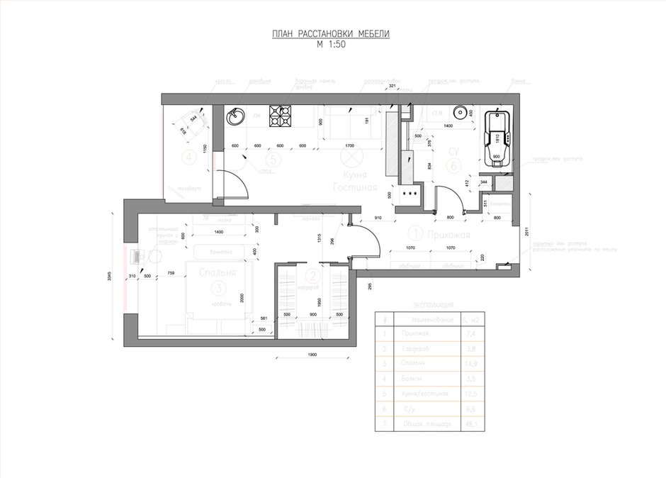 Фотография: Прочее в стиле , Квартира, BoConcept, Цвет в интерьере, Дома и квартиры, Белый, IKEA, Проект недели, Cosmorelax – фото на INMYROOM