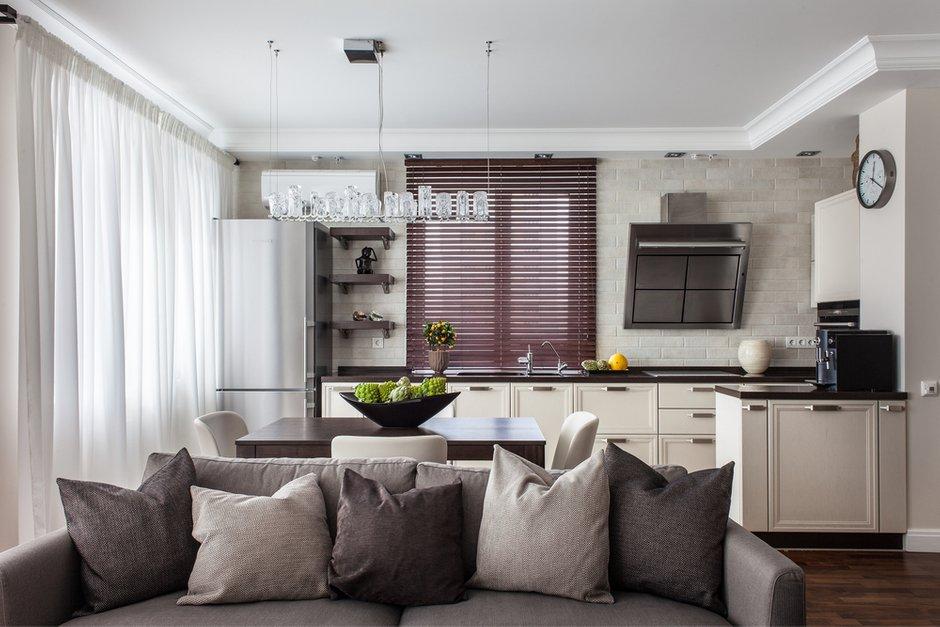 Фотография: Гостиная в стиле Современный, Квартира, Hudson Valley, Vistosi, Дома и квартиры, Проект недели, Porada – фото на INMYROOM