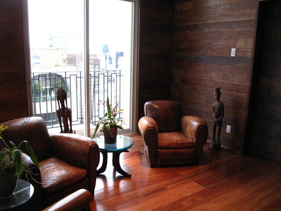 Фотография: Гостиная в стиле , Декор интерьера, Декор дома, Бразилия, Пол, Сан-Паулу, Потолок – фото на INMYROOM