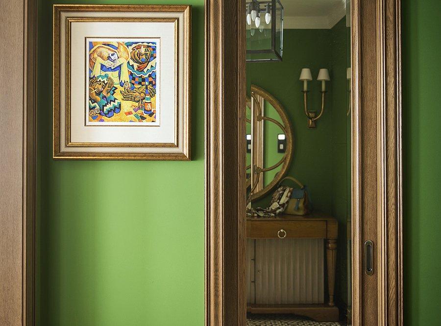 Фотография: Прихожая, Прочее в стиле Прованс и Кантри, Квартира, Дома и квартиры, Проект недели – фото на INMYROOM